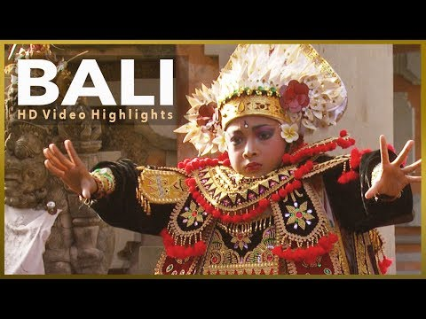 Impressions of Bali, Stock Video Footage