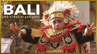 Beauty Of  BALI, Stock Video Footage