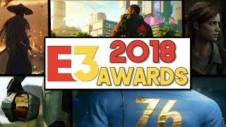 E3 2018 AWARDS | Best & Worst Conference, Game of the Show & More