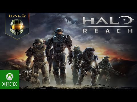Halo Reach - X019 - The Master Chief Collection Launch Trailer