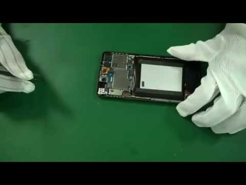 Micromax A290 Disassembly