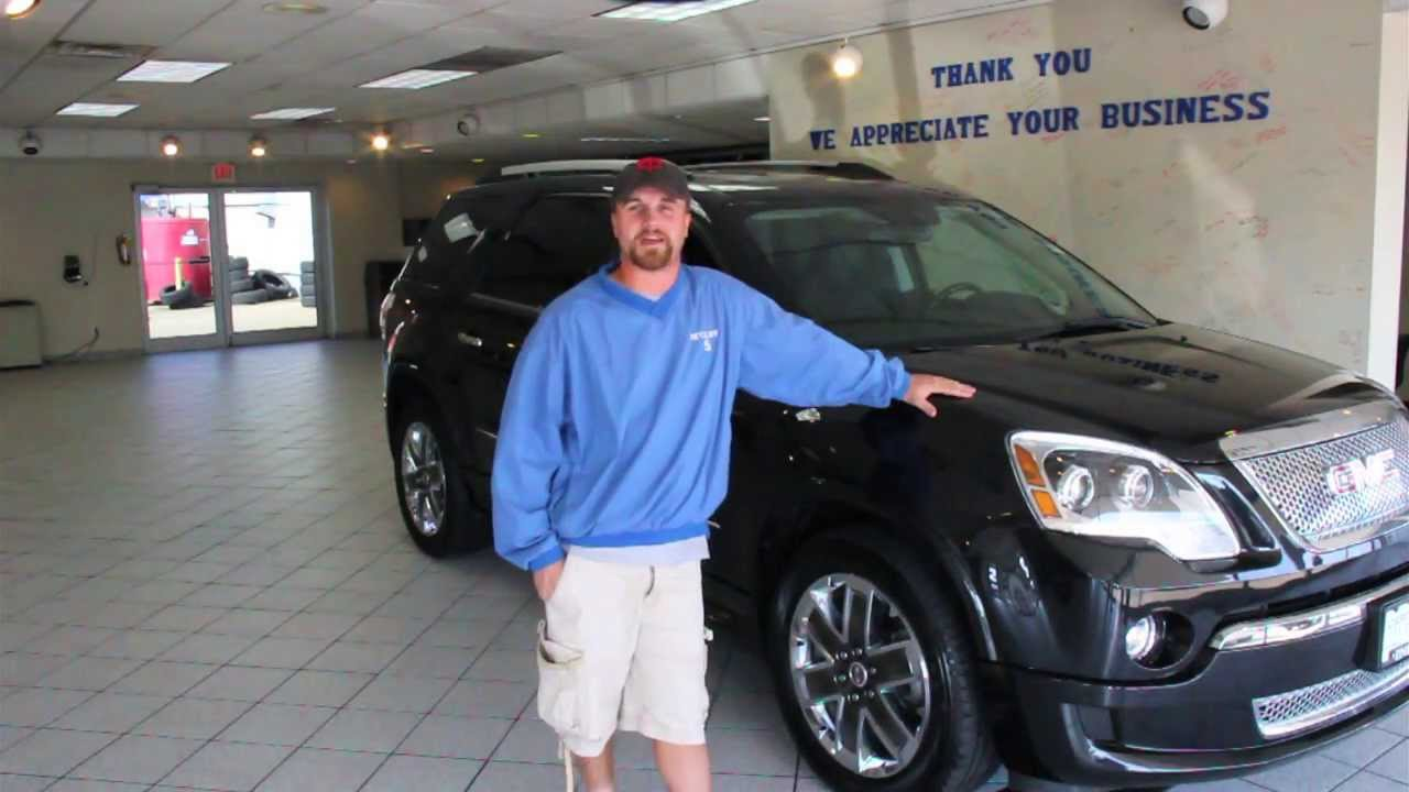 Josh Bought A Used GMC Acadia From Johnny At Zimbrick Fish Hatchery     Josh Bought A Used GMC Acadia From Johnny At Zimbrick Fish Hatchery Road