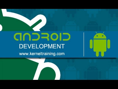 Android Development Tutorials for Beginners