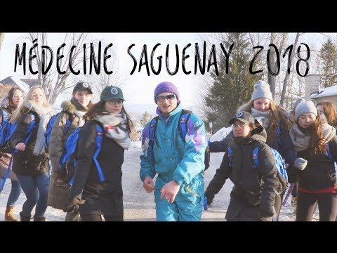 Médecine Saguenay 2018