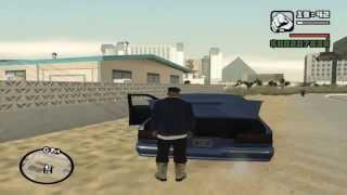 Como Abrir Porta Malas Com A Mão No GTA San Andreas