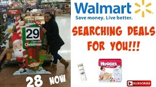 Walmart In-Store Deals 11/27/16 | Diapers Included | Searching Deals For You