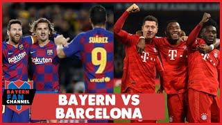 Fan debate: fc bayern vs barcelona (which club is bigger?)