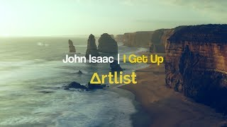 John Isaac | I Get Up | Lyric Video by Henry Cakebread