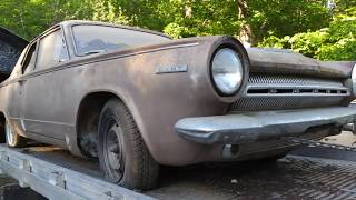 Resuscitation of the 1964 Dodge Dart