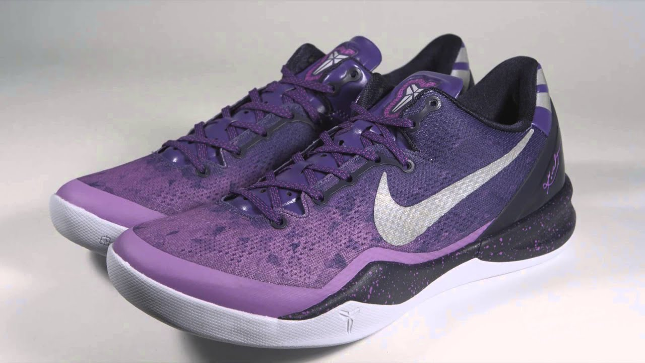 designer fashion 4a203 4b54e Nike Kobe 8 System Court Purple (555035-500)   Livestock Presents
