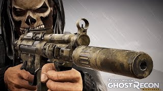 Ghost Recon Wildlands: Solo Stealth Gameplay