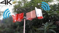 How to make an Antenna for TV at home