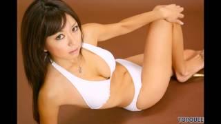 【勃起注意】小麦色の肌がメチャエロい!稲垣慶子のグラビアが抜けすぎて困るww 中山エリサ 検索動画 25