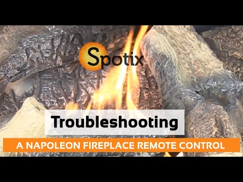 Troubleshooting A Napoleon Fireplace Remote Control