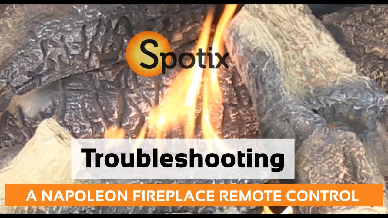 Troubleshooting a Napoleon Fireplace Remote Control - YouTube