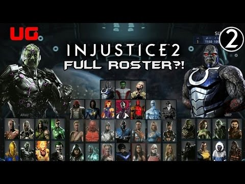 injustice 2 character endings how to get