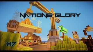 Minecraft | Nations Glory | Defence Episode 7