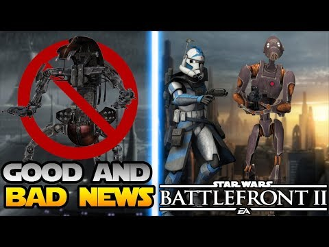 NEW REINFORCEMENTS Confirmed, Game mode delayed - Star Wars Battlefront 2 News thumbnail