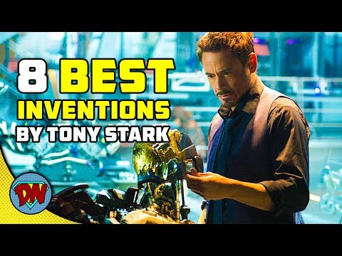 8 Best Inventions by Tony Stark | Explained in Hindi