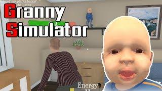 Granny Simulator | หลานซ่า กับคุณยายบ้าบอ