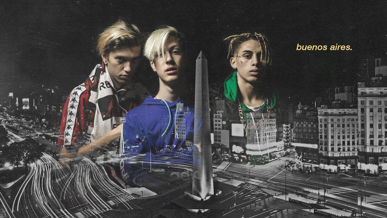 Seven Kayne - Buenos Aires (feat Bhavi, Khea)