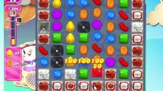 Candy Crush Saga Level 1206 NO BOOSTERS!