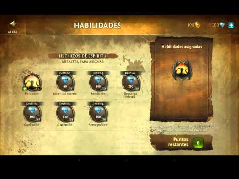 Dungeon Hunter 4 EP2 Level-up