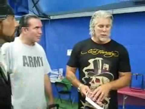 Kevin Nash reviews the Death of WCW