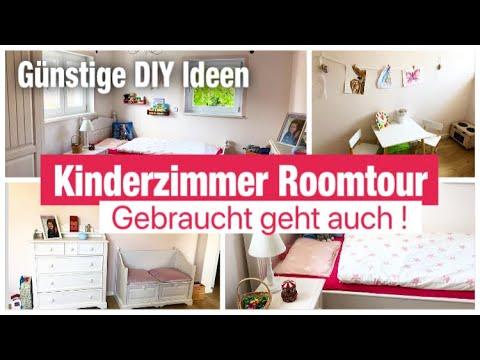 XXL Kinderzimmer Roomtour | IKEA HACKS | Einfache DIY Ideen | MÄDCHEN ZIMMER