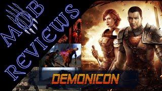 mOB Review: Demonicon