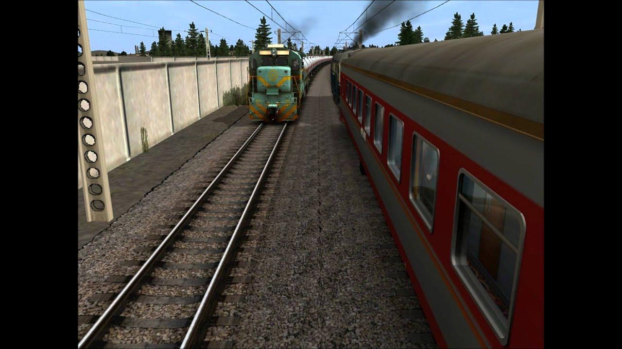 Trainz 12 Music Video: Meltdown