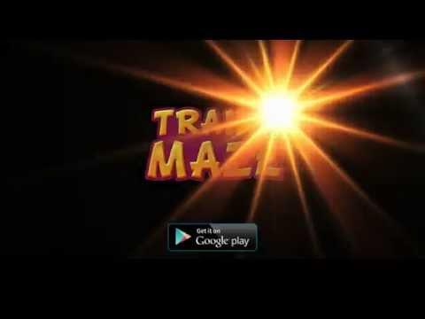 Train Maze 3D - HD Game Trailer!