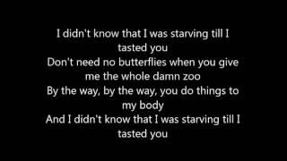 Starving Hailee Steinfeld & Grey Lyricsft. Zeddhd/hq
