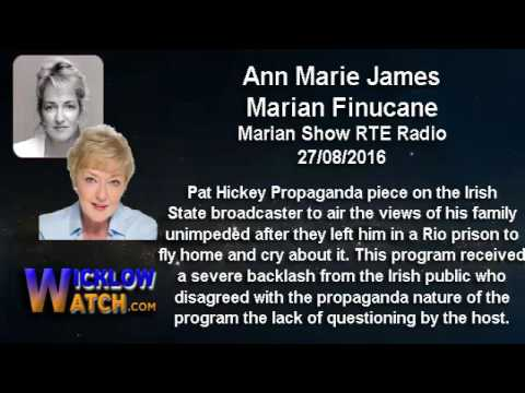 Pat Hickey Family solicitor propaganda piece on Marian