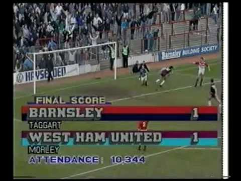 West Ham United Season 1989 90