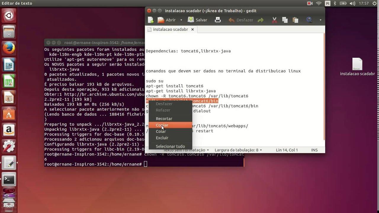 Instalar ScadaBR no Ubuntu