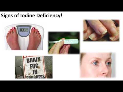 Benefits of Lugol's Iodine Supplement