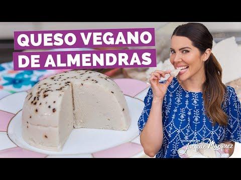 COMO HACER QUESO DE ALMENDRA VEGANO | Jacquie Marquez TV