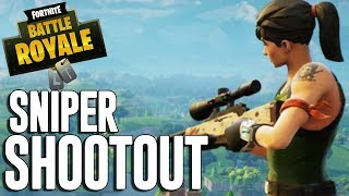 Sniper Shootout! 35 Frags - Fortnite Battle Royale Gameplay - Ninja thumbnail