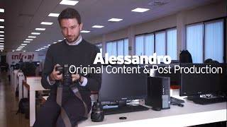 Jobs in Sports Marketing: Meet Infront's Alessandro