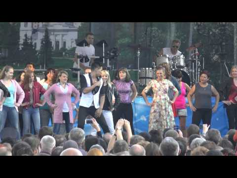 группа На-на день города Тверь 27 06 2015 Счастлив я с тобой...