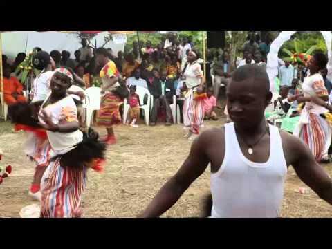 Kiganda dance Inceptmedia