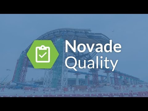 Novade Quality in Civil Infrastructure Project