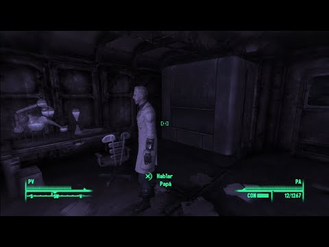 Fallout 3 - Parte 90 REFUGIO 106: DRUG IS IN THE AIR - Hatox