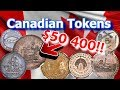 Doug Robins Collection of Canadian Tokens Sold in Chicago Auction