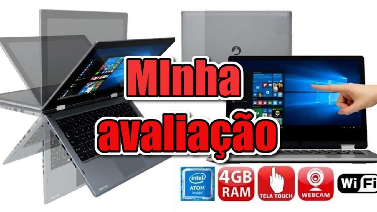 Minha Avalia U00c7 U00c3o Do Notebook Positivo Duo - Q432a