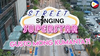 CAN FILIPINOS SING? | Street Singing Superstar!