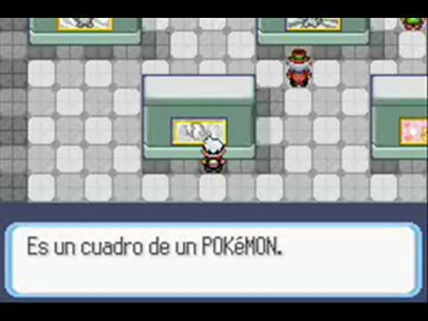 Pokemon Art Museum