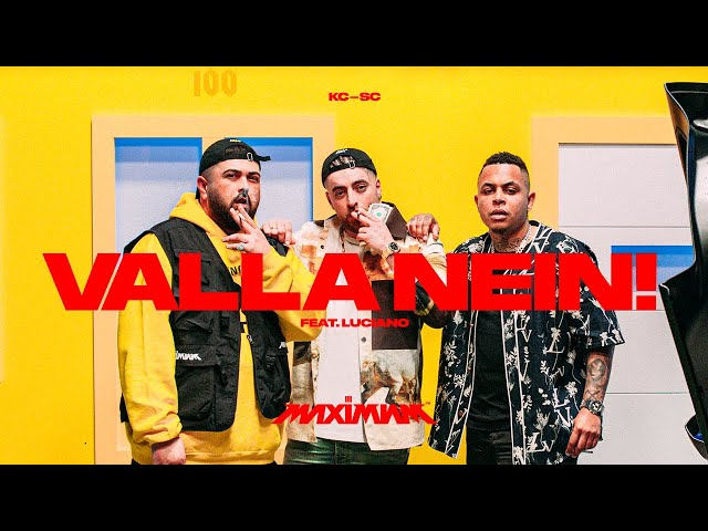 KC Rebell x Summer Cem feat. Luciano - valla nein! [official Video] prod. by Geenaro