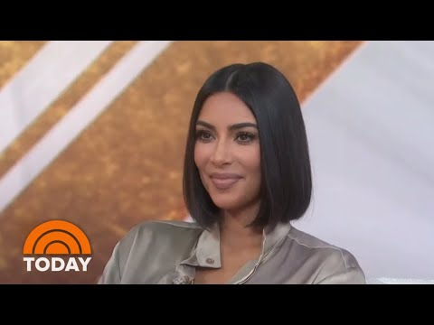Kim Kardashian West On Her Shapewear Line And Studying Law | TODAY